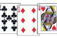 Обозначение карт в гадании. Гадание на 36 картах. Толкование сочетаний карт