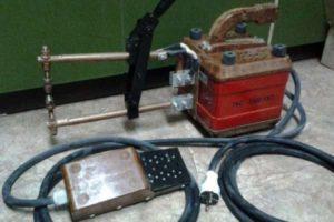 Самодельные точечные сварочные аппараты для аккумуляторов своими руками — Сварка своими руками от А до Я