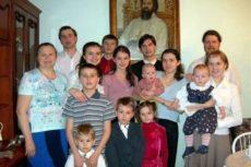 Как наша большая семья отмечает Рождество