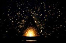 Ночник — проектор звездного неба — своими руками