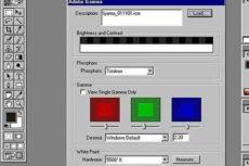 Настройка цвета монитора: пошаговая инструкция