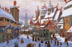 Коляда (праздник): история и традиции