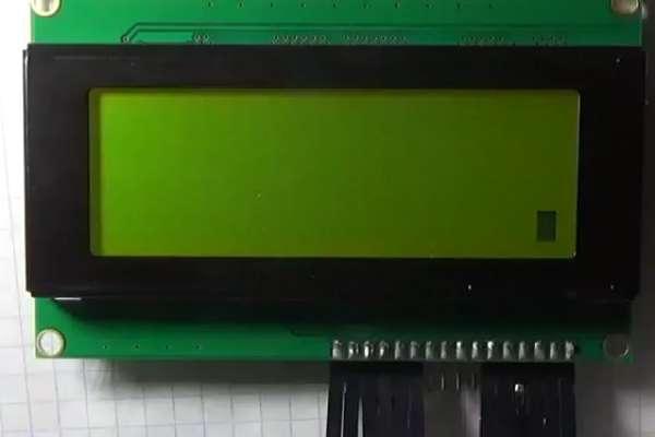 Библиотека HAL. LCD 20×4. 4-битный режим