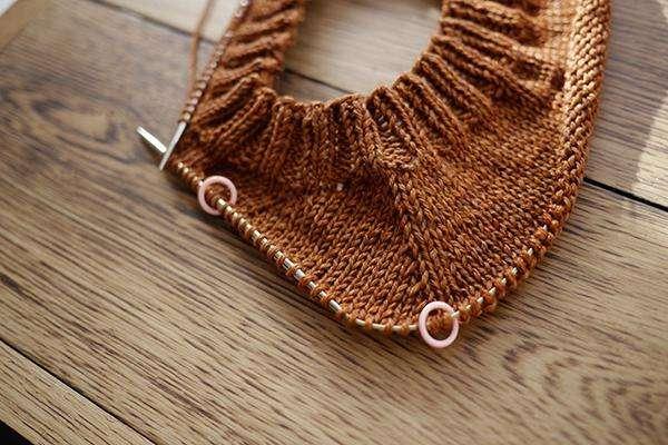 вязание реглана от горловины расчёт схема вязания свитера с