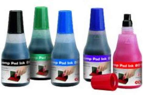 Штемпельные краски на водной и спиртовой основе — Печати-Столица