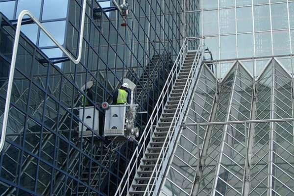 Раздел обслуживания, мойки и ремонта фасадов