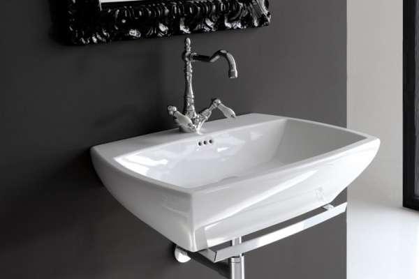 Как закрепить раковину в ванной к стене: инструкция и советы