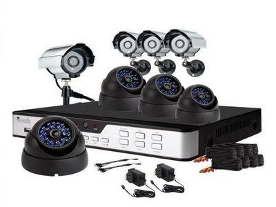 Выбор спутникового интернета и систем видеонаблюдения для частного дома