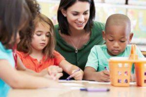 Как готовят детей кшколе воФранции