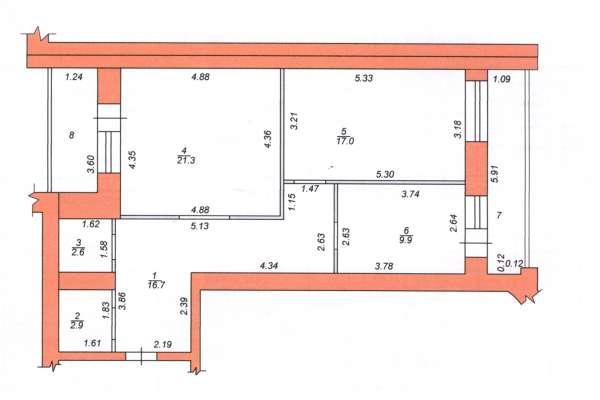 Новые квартиры с отделкой от застройщика в готовых домах Тамбова