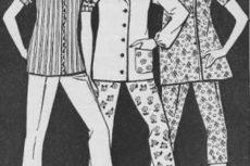 4. Пижама — Одежда для дома — Раскрой и шитье женской одежды — Всё о шитье