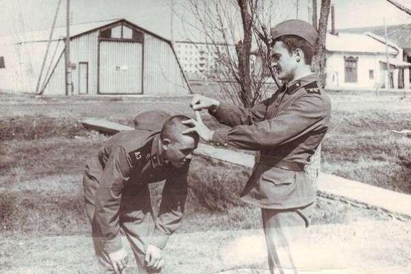 Что было для «дедов» в Советской армии самым унизительным