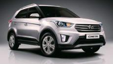 Обзор внедорожника Hyundai Creta