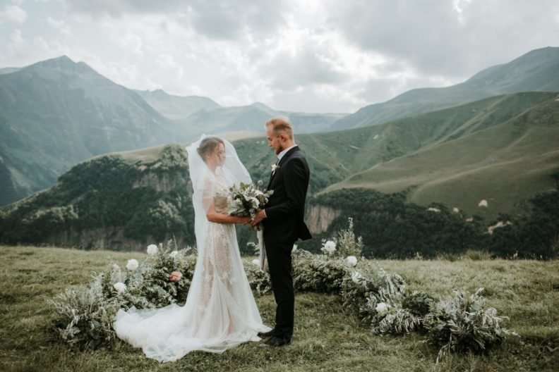 Новые тенденции в свадебной моде