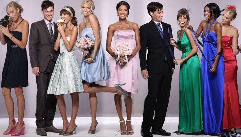 В чем идти на свадьбу