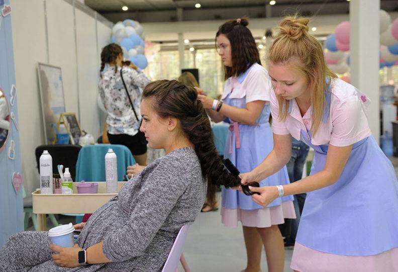 Можно ли стричь волосы при беременности