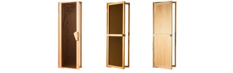 Чем отличаются стеклянные конструкции дверей для сауны в Украине?