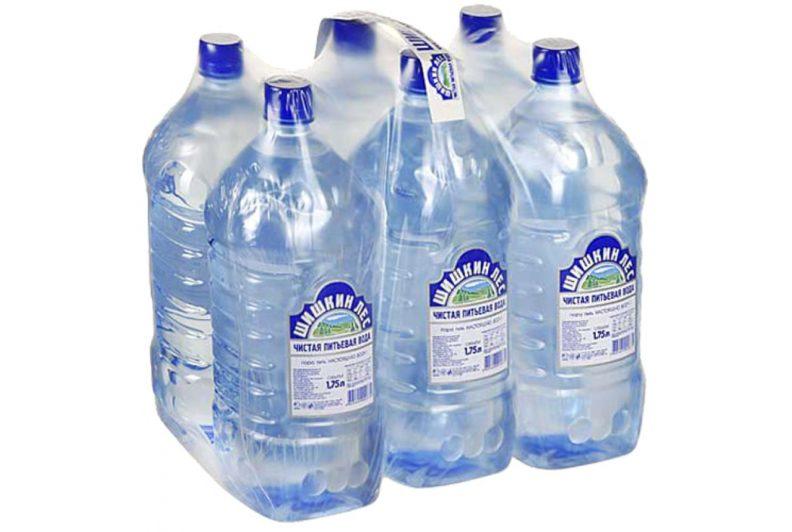 Шишкин Лес — вода для всей семьи