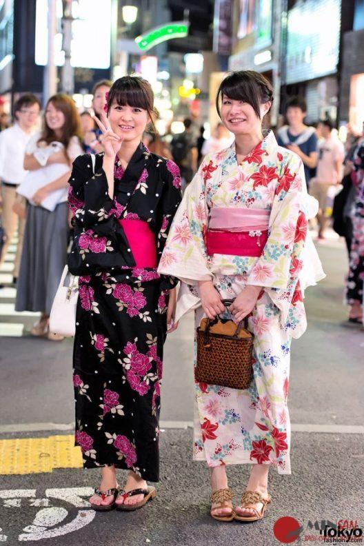 Что носят в Японии