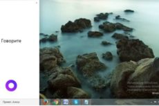 Помощник Яндекс Алиса для Windows ПК
