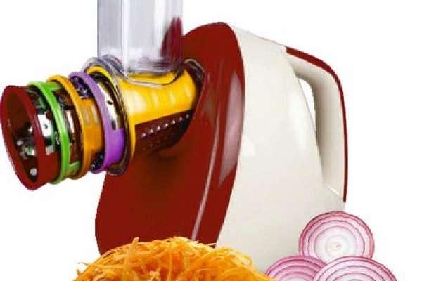 Электрическая шинковка для овощей