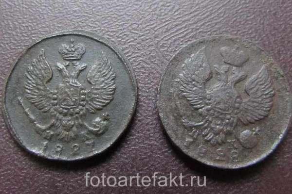 Монета деньга периода 1810-1828 — обзор и цены на монеты