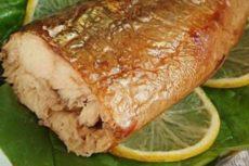 Скумбрия за 3 минуты. Вкуснейшая золотистая рыбка без коптильни и химии! — Страница 2 из 2