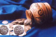 Серебряный чекан Хорезма при Джанибеке и Бирдибеке (1341-1359)