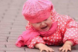Что делать, если ребенок упал и ударился головой? Комаровский рекомендует