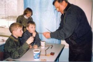 Преемственность в воспитании дошкольников и младших школьников » Мир детства, психология и семья