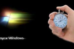 Оптимизация Windows 7 или как ускорить компьютер I