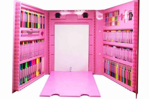 Купить набор художника в кейсе 176 предметов