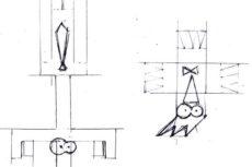 Аристотель и тюк-тюк бумажки как сделать схема распечатать