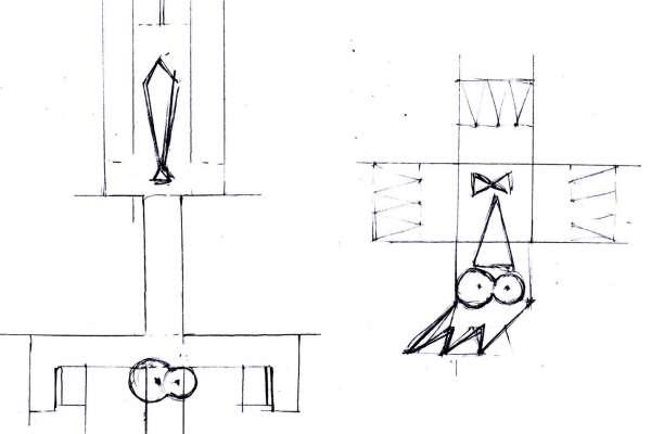 Сделать из бумаги аристотеля схема фото 56