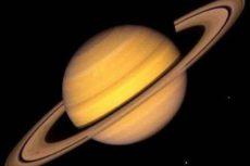 Планета Сатурн: строение, кольца, характеристики