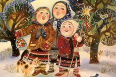 Какого числа щедруют? Простые и короткие стихи на щедрование и посевалки на Старый Новый год