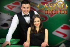 Казино Холдем. Правила игры в покер в казино