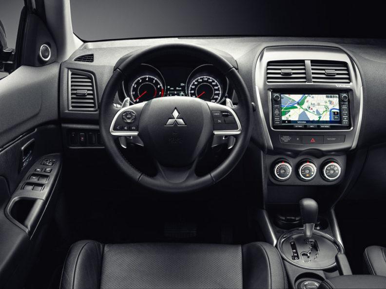 Обзор Mitsubishi ASX