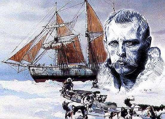 Фритьоф Нансен – норвежский полярный исследователь