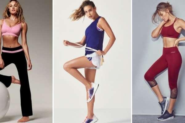 Модная спортивная одежда для фитнеса для женщин – для танцев и бодибилдинга, спорта и йоги, для полных и беременных