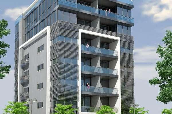 Готовый эскизный проект одноподъездного многоэтажного жилого дома (9)