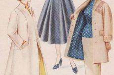 Платье с прямым вырезом горловины «лодочка» — Сто фасонов женского платья — Всё о шитье