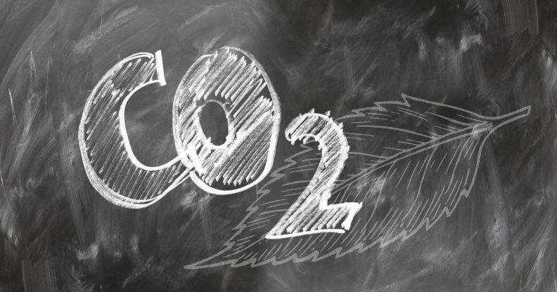 Двуокись углерода - газообразная и жидкая