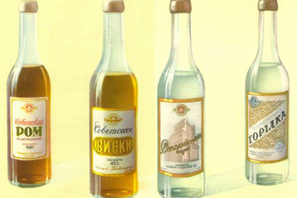 Самый странный советский алкоголь, который почти никто не пил