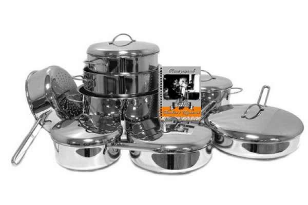 Купить посуду Гурман (производства ВСМПО)