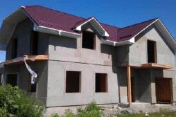 Каркасное строительство. Строим загородный дом
