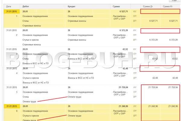 Закрытие прямых и косвенных затрат: регламентная операция «Закрытие счетов 20, 23, 25, 26» 1С БУХ редакция 3.0