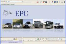 Каталог запчастей Мерседес Mercedes-Benz EPC EWA net подробное описание