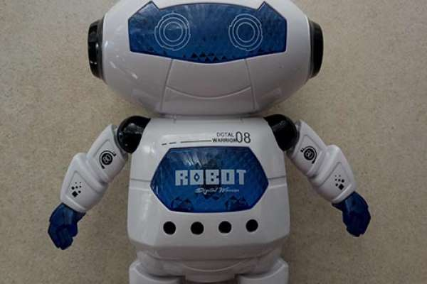 Танцующий робот с Gearbest.Обзор, цена