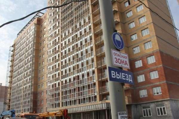 ГВСУ №6 раскрывает перед дольщиками информацию по всем своим стройкам в Хабаровске : Новости : Строительный Комплекс АТР